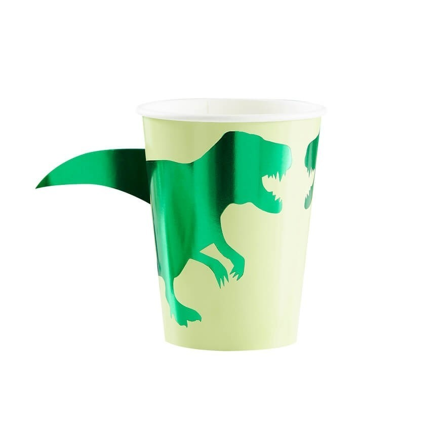 Dinosaur Party Cups