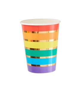 Over the Rainbow Cups