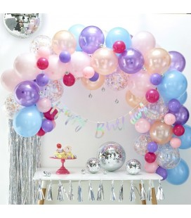 Pastel Balloon Arch Kit