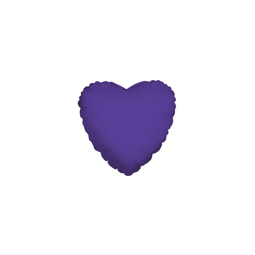 Purple Heart Mylar Balloon