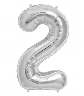 Mylar Ballon Number 2