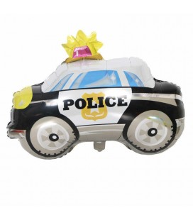 Police Car Foil Balloon
