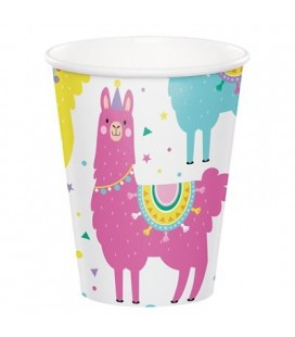 Lama Party Becher