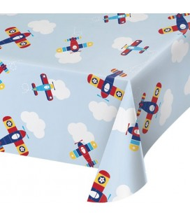 Little Airplane Tablecover