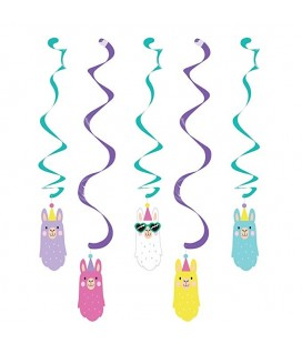 Llama Party Danglers