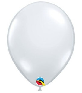 Clear Mini Balloon 13cm