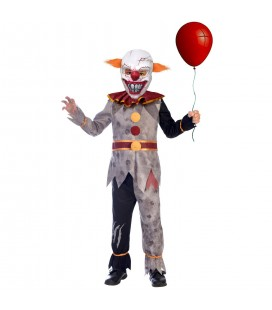 Evil Clown Children's Costume