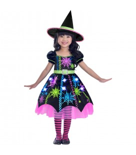 Spider Witch Kinderverkleidung