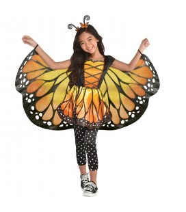 Monarch Butterfly Children's Costume