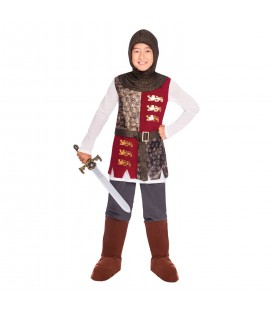 Vaillant Knight Children's Costume