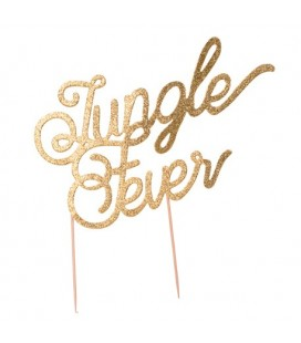 Jungle Fever Cake Topper