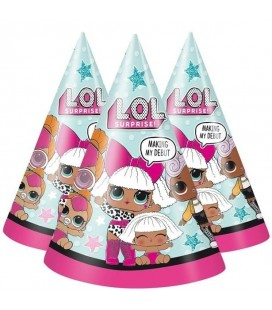 LOL Surprise! Party Hats