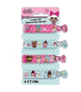 4 LOL Surprise! Hair Ties