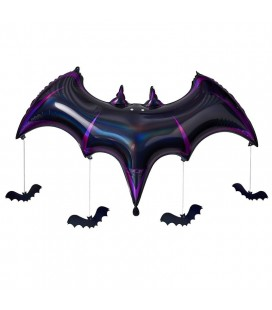1 Bat Foil Balloon