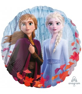 Standard Frozen 2 Satin Foil Balloon