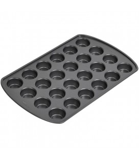 24 Mini Cupcake & Muffin Pan