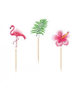 20 Flamingo Paradise Party Picks