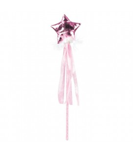 1 Pink Fairy Magic Wand