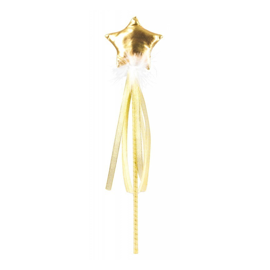1 Gold Fairy Magic Wand