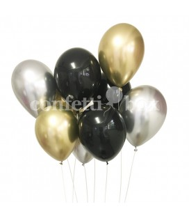 Bouquet de Ballons Staying Alive