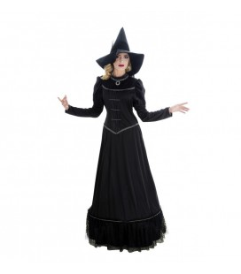 Black Magic Witch Woman Costume