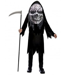 Big Head Grim Reaper Costume