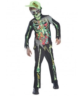 Zombie Corpse Costume - Age 8-10 years