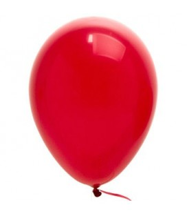 10 Ballons Rouges