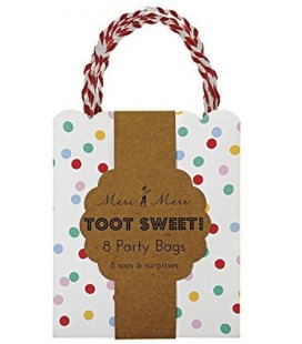 8 Sweet Spotty Gift Bags