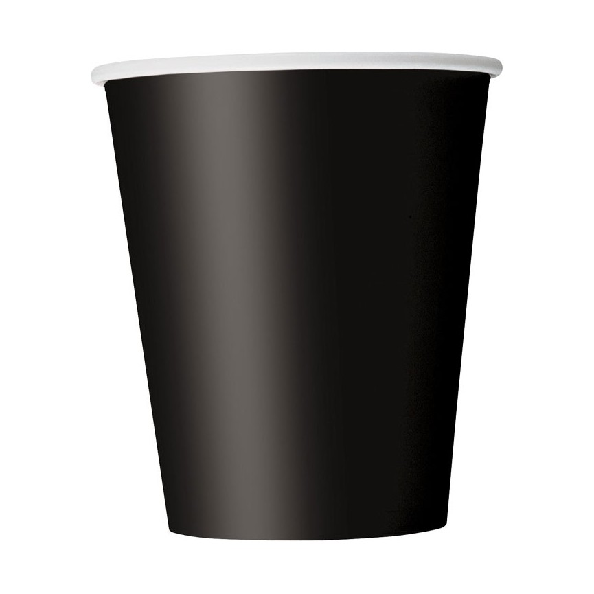 14 Black Cups