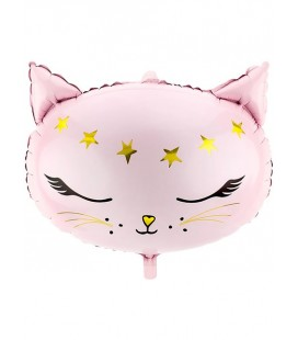 Ballon Alu Mylar Chat