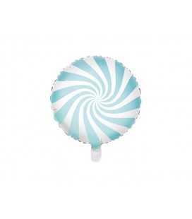 Blue Yummy Candy Foil Balloon