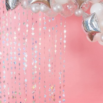 Fringe Curtains and Garlands